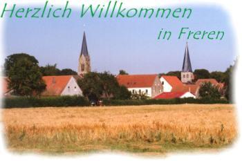Willkommen in Freren (c) www.freren.de