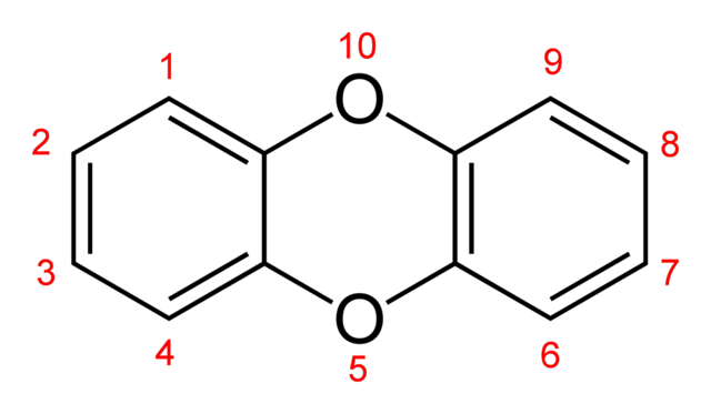 640px-dibenzo-p-dioxin-numbering-2d-skeletal.png